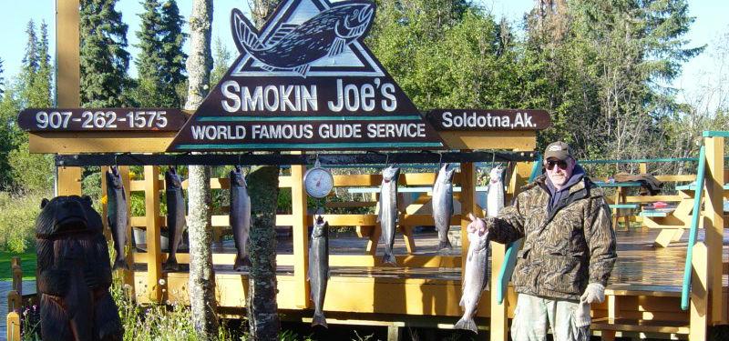 Smokin Joe's Lodge