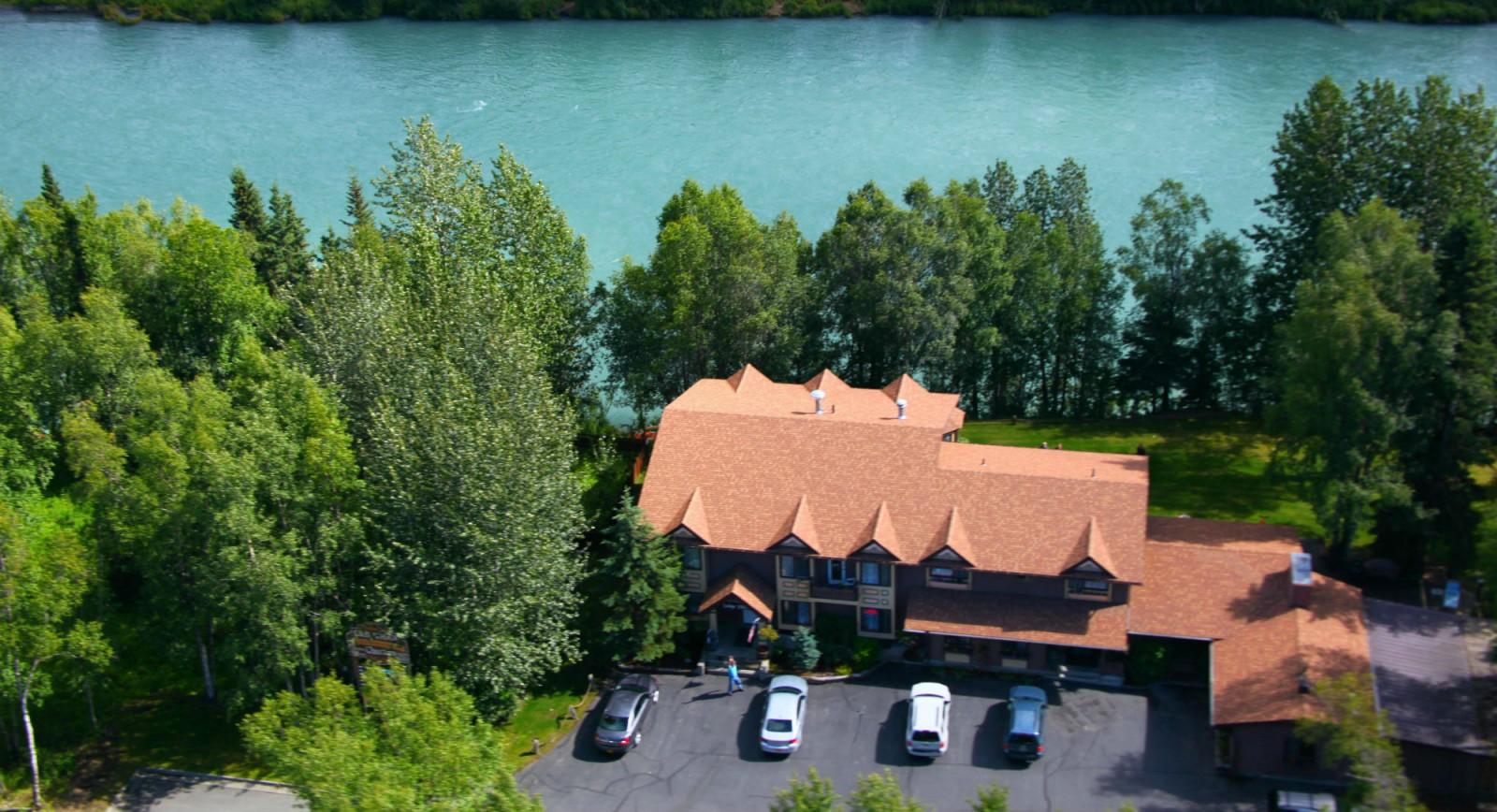 Alaska Fishing Lodge and Soldotna B&B Charters