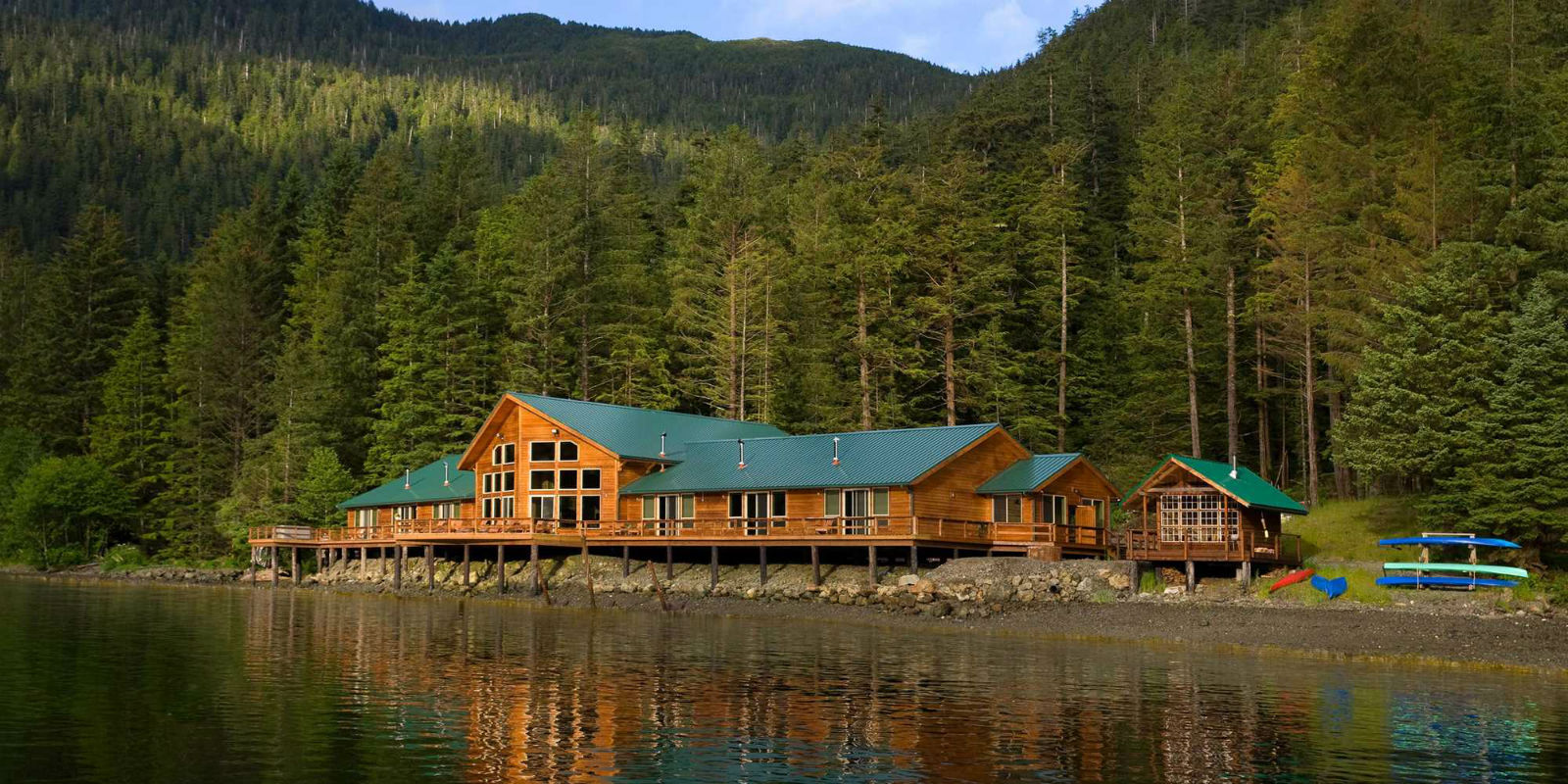 steamboat bay fishing club southeast alaska my alaskan