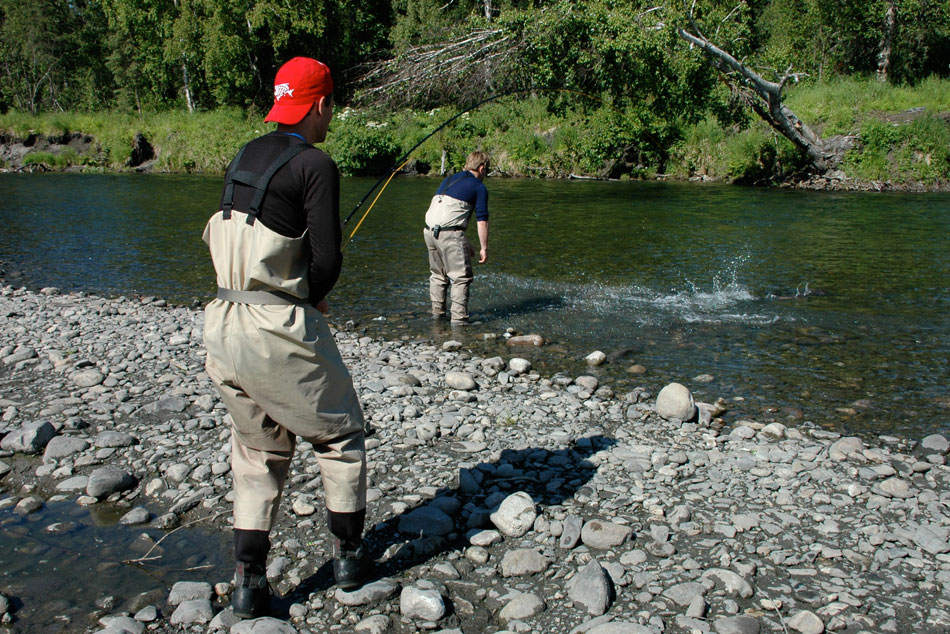 Talkeetna Fishing Lodge - Interior & Far North Alaska | My Alaskan