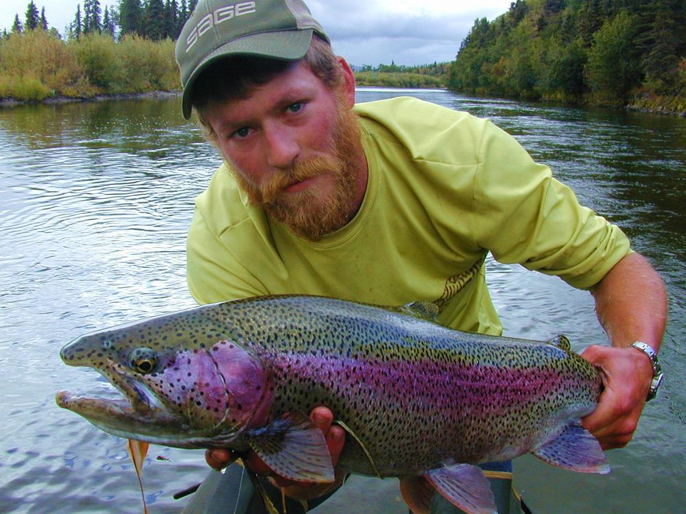 Western alaska sport fishing my alaskan fishing trip for Alaska sport fishing