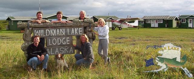 Wildman Lake Lodge