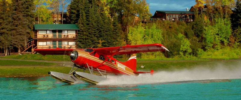 Great Alaska Adventures - Kenai River Lodge