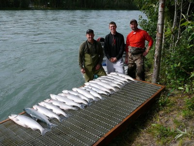 Fishing with Alaska's ACE Fishing Adventures