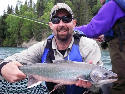 Fly Fishing for Dolly Varden