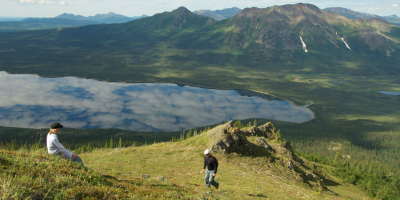 Incredible hiking in Gates of the Artic National Park
