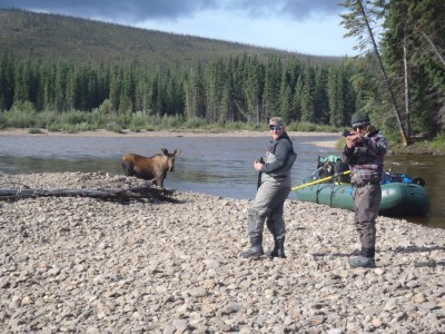 Remote Fishing with Rod's Alaskan Guide Service