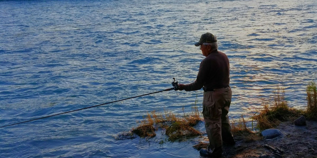 Ask the Pro's: Fishing From the Shore in Seward, AK