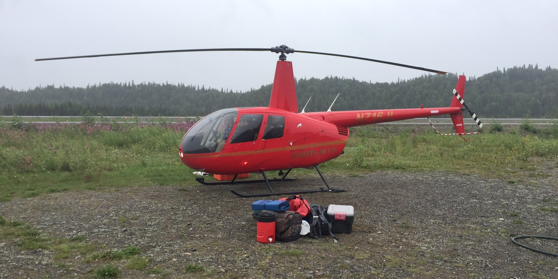 Get Remote with an Alaska Heli-Fishing Trip: Helicopter Fly-Outs to Exceptional Fishing, Wilderness & Adventure