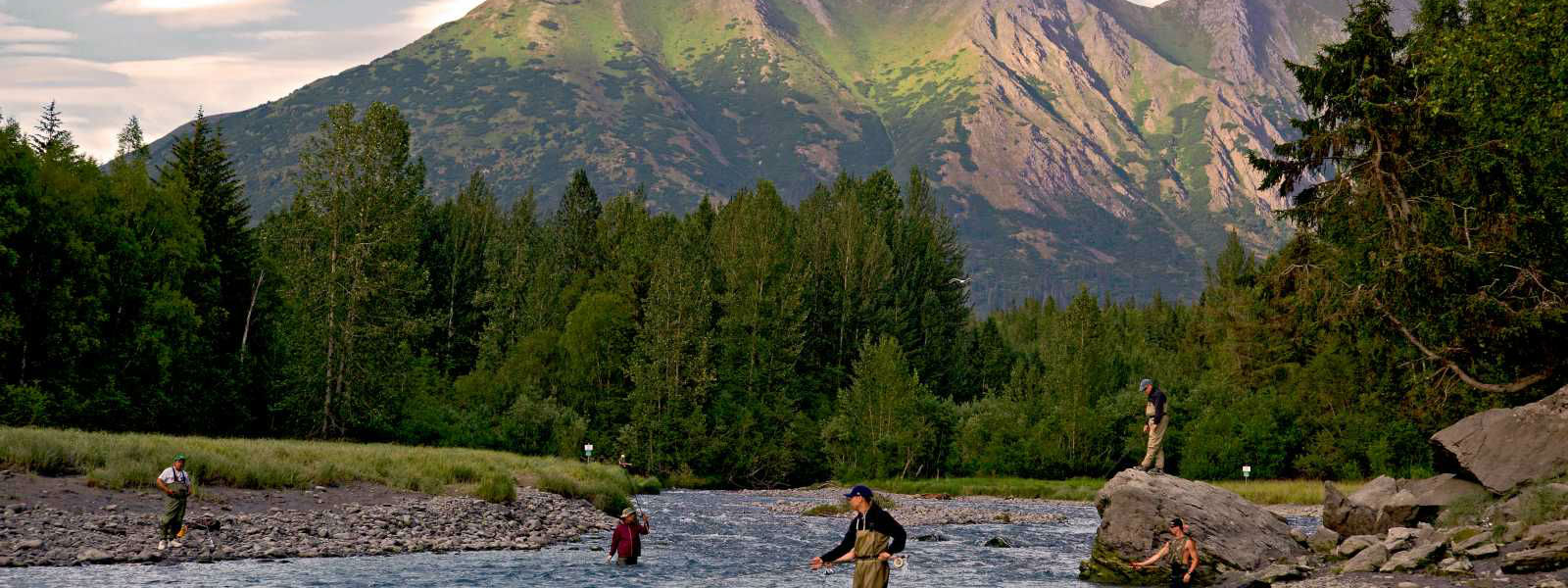 Ask the Pro's: Late September Fishing Options Within 2 Hours of Anchorage
