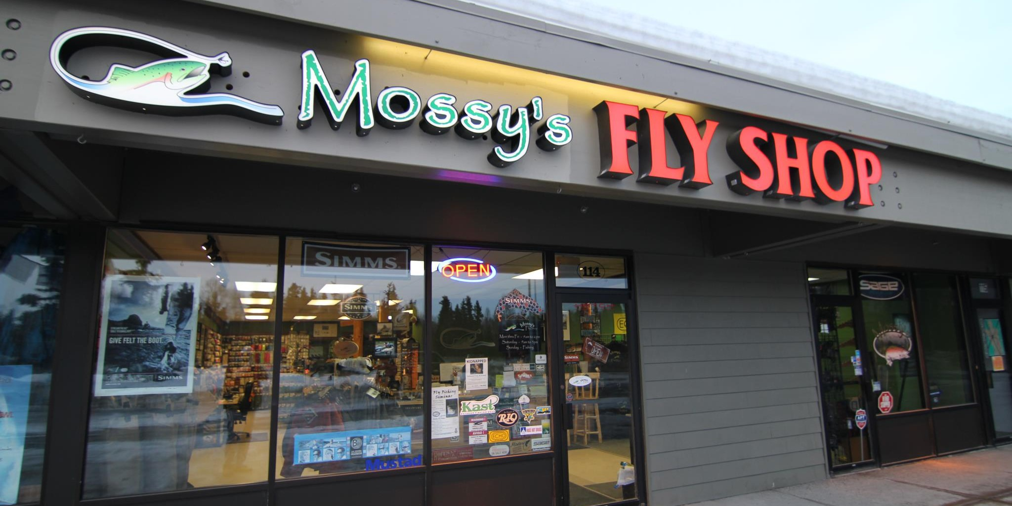 Talking Alaska Fly Fishing with Mike Brown of Mossy's Fly Shop