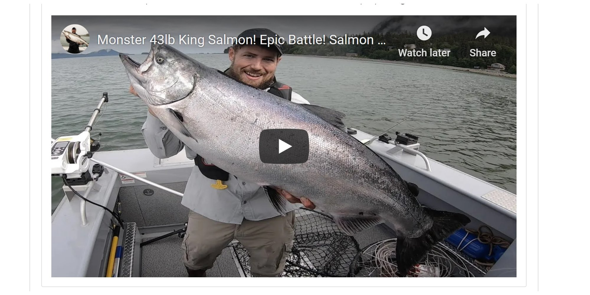 Favorite Alaska Fishing Videos from 2020