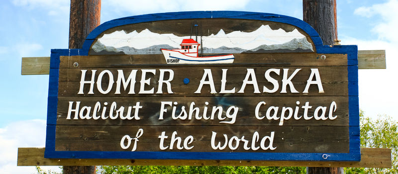 Alaska: Fishing for Halibut